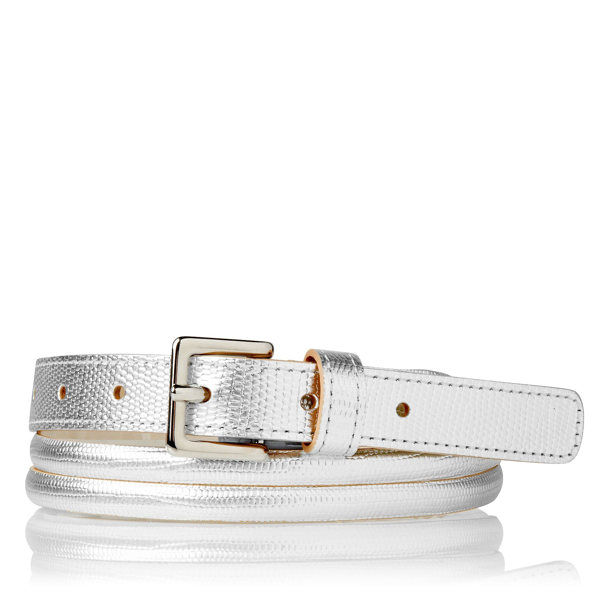 Robyn double strap belt