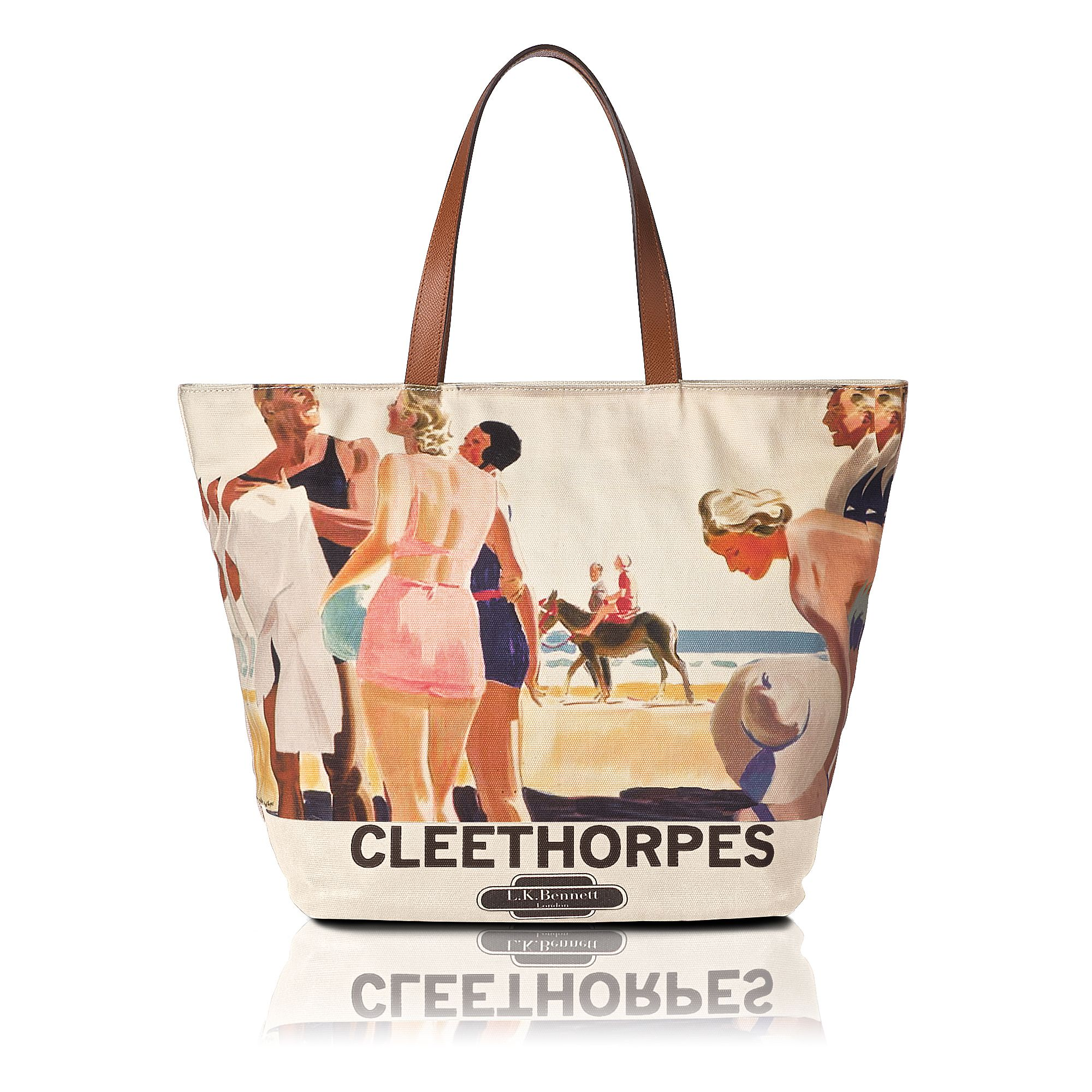 Cleethorpes canvas bag