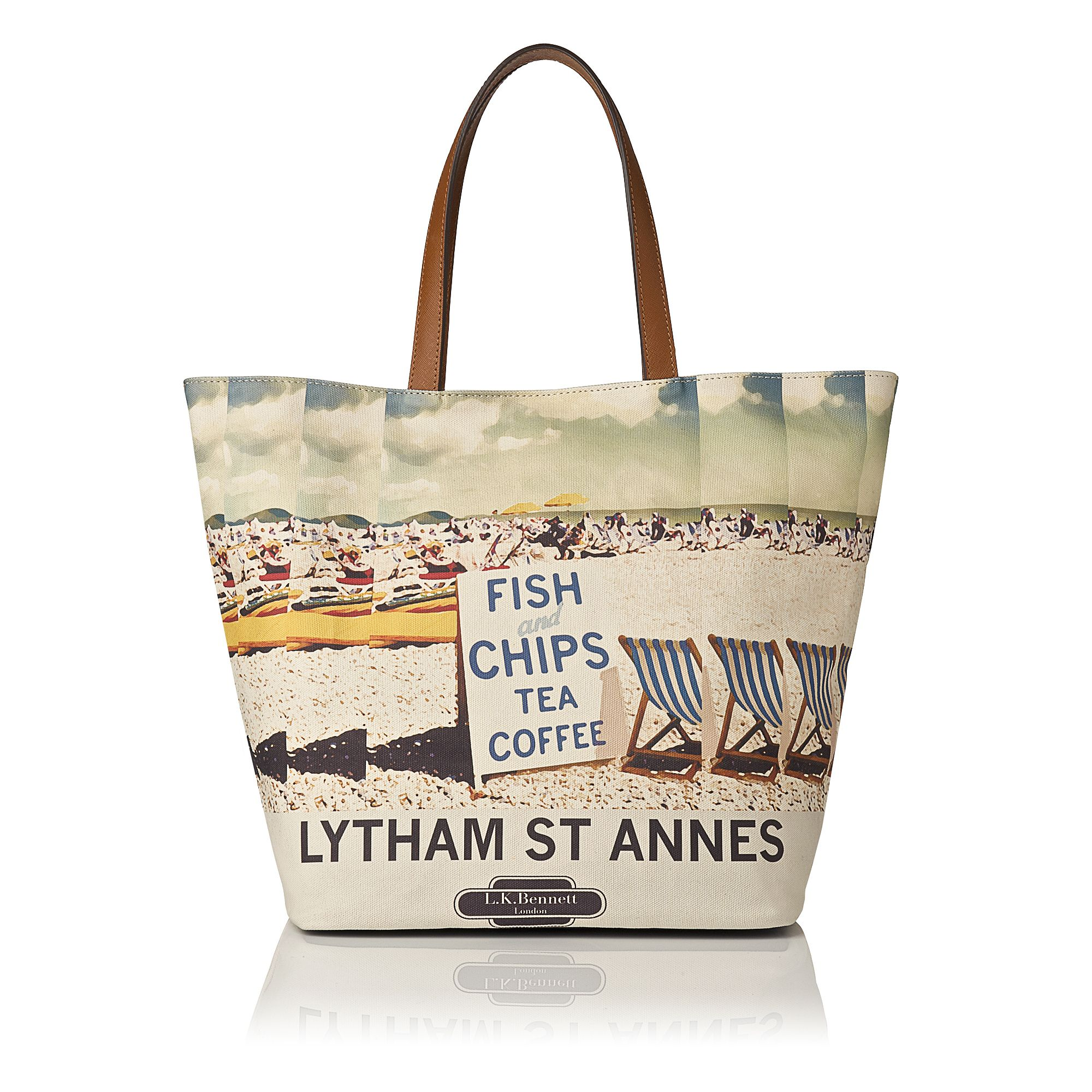 Lythamstannes canvas bag
