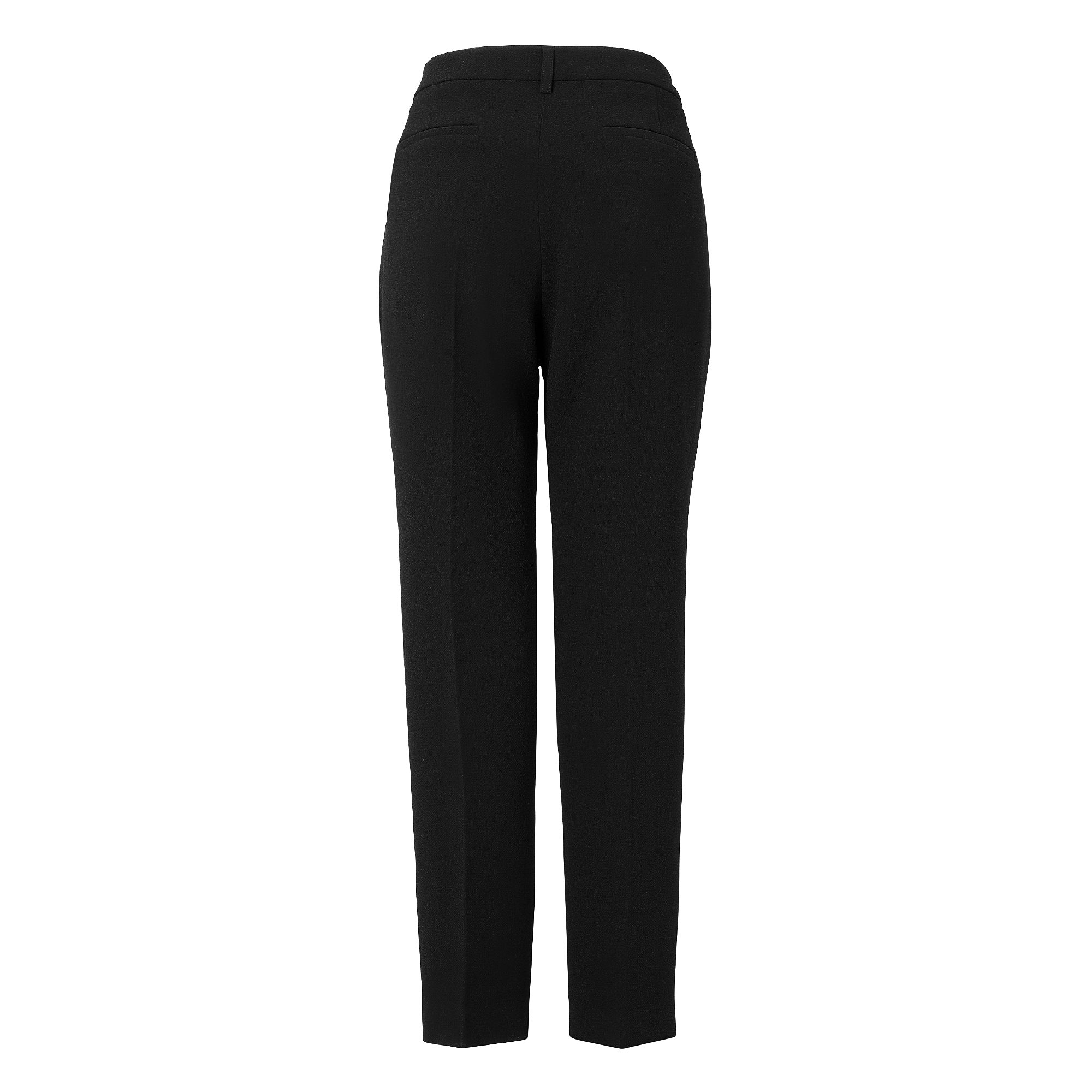 Lupin Ankle Zip  Trousers