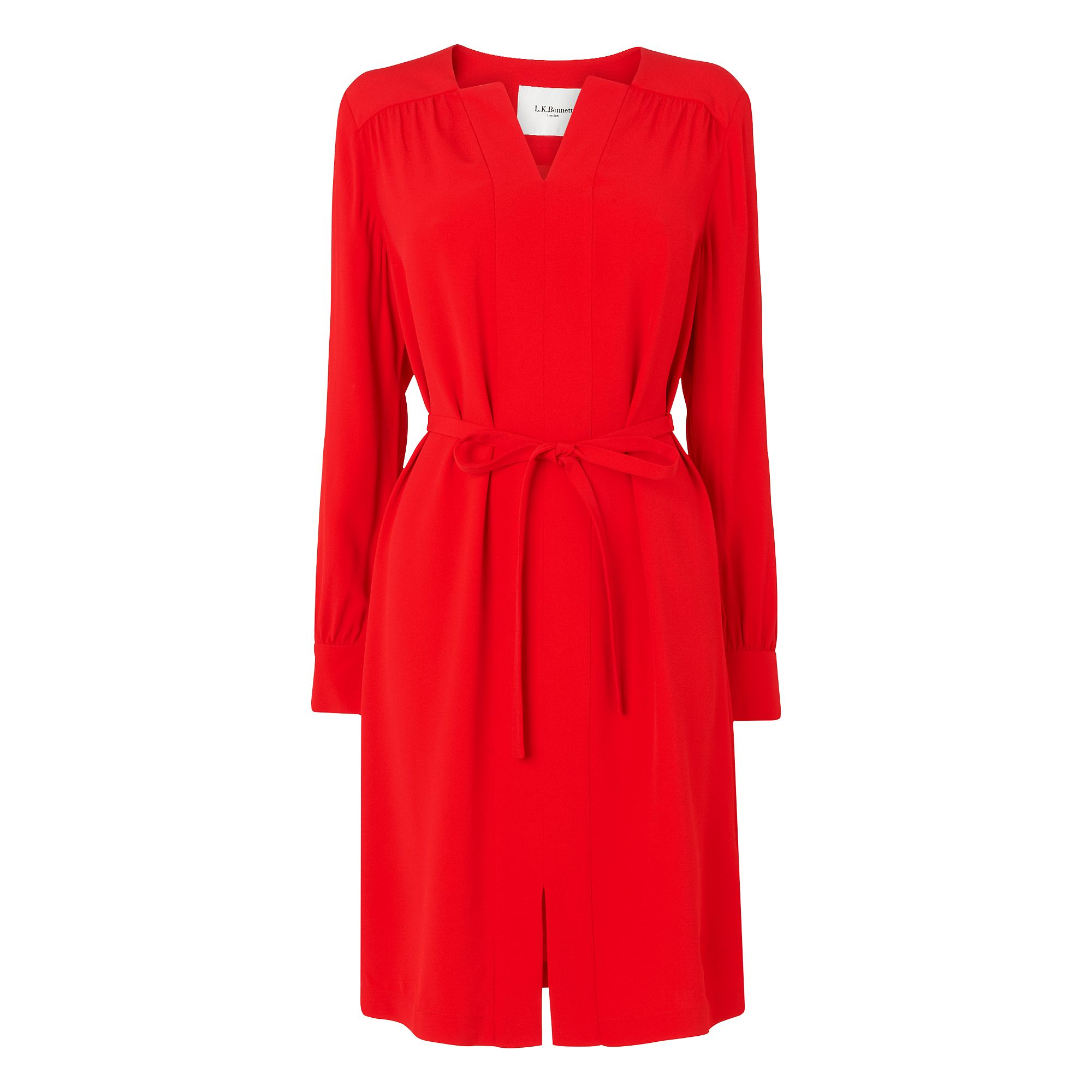 Brindi Belted Shirt Dress