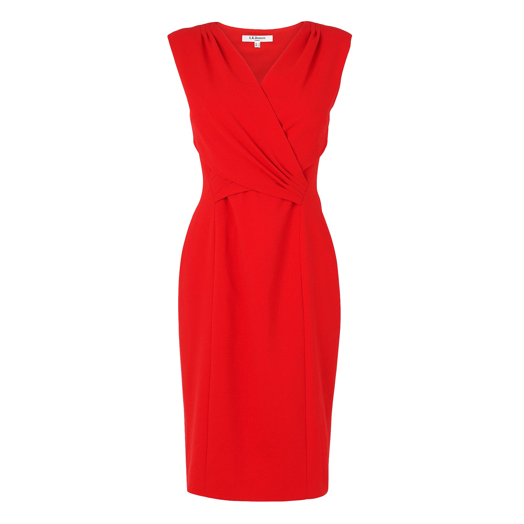 Nerine Cross Front Dress