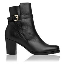 Aleena lugged sole ankle boots