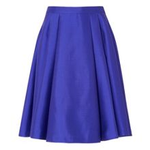Lutea Full Skirt With Pleat Detail