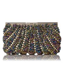 Eliza Beaded Clutch