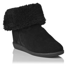 Cally Suede Ankle Boot