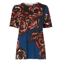 Joe Rose Print Top