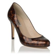 Stila Patent Court Shoe