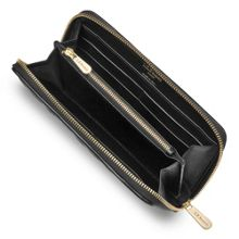Perrie Leather Long Purse