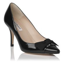 Irene Patent Court Shoe