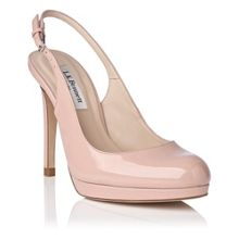 Clemmie slingback court