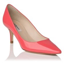 Florisa single sole pointed court