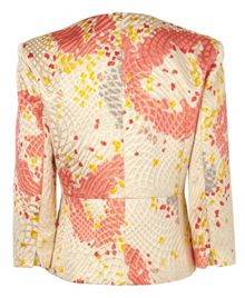 Gardo Croped Jacquard Jacket