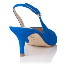 Florita slingback point
