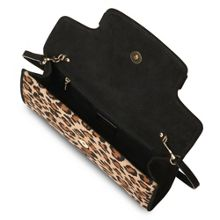 L.K. Bennett Laura clutch with flap