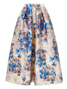 Kenton Printed Skirt