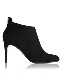 Vicky suede ankle boot