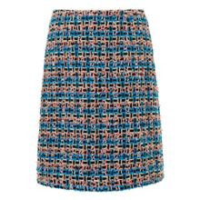 L.K. Bennett Echo Colour Tweed Skirt