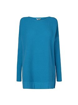 Sar Blue Knit Jumper