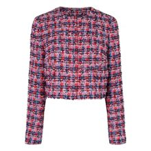 L.K. Bennett Echo Colour Tweed Jacket