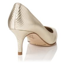 Florisa leather heels