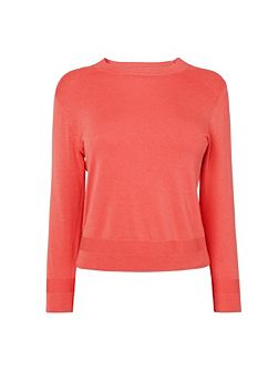 Maisy Pink Knitted Jumper