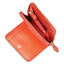 L.K. Bennett Kiara saffiano leather purse