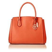 Catrina saffiano leather tote
