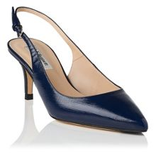 L.K. Bennett Florita slingback court shoes
