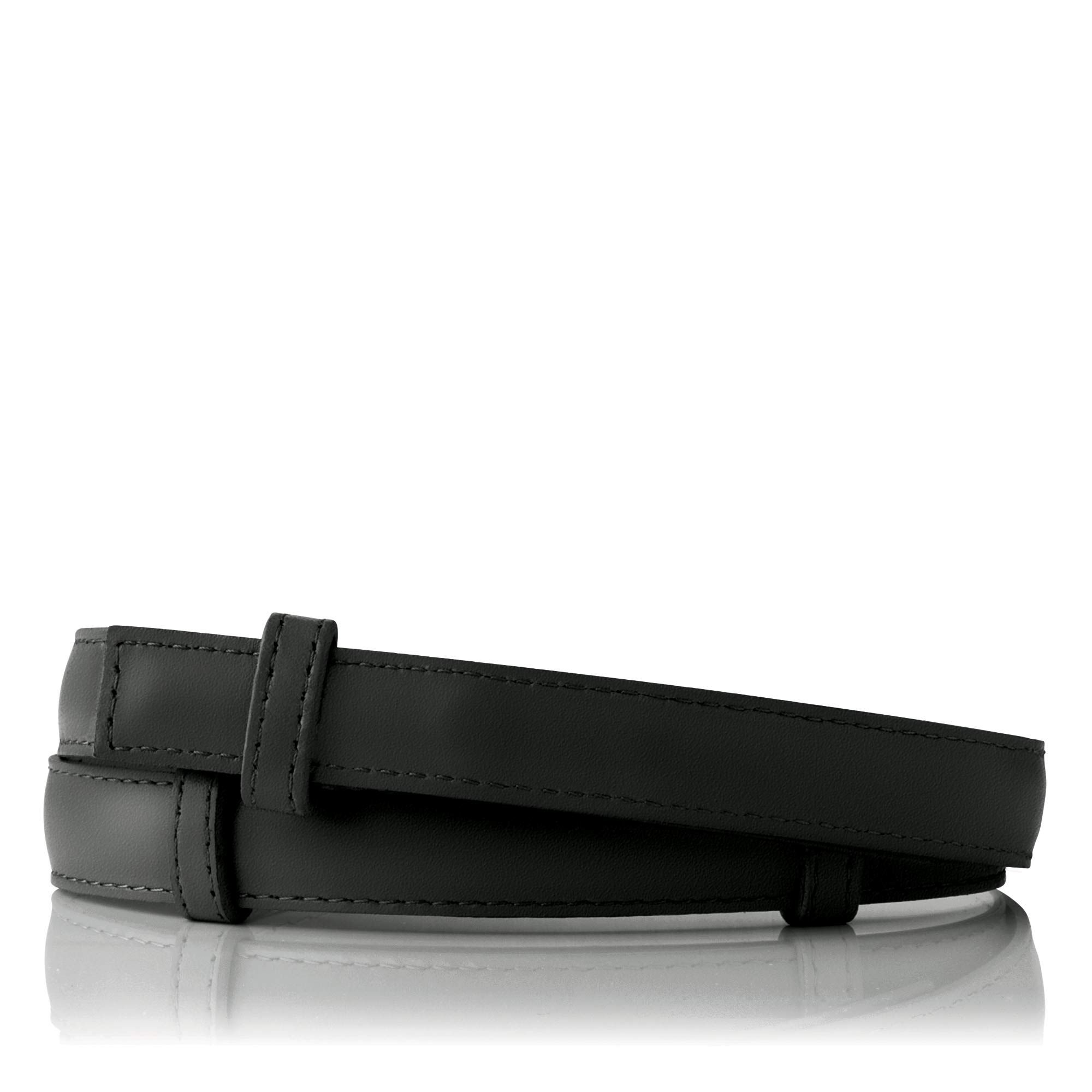 Alex adjustale patent leather belt