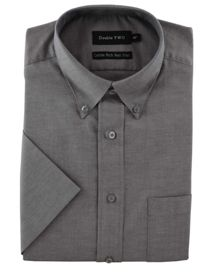 Double TWO King Size Oxford Weave Shirt