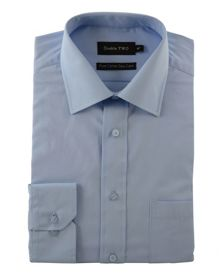 Plain Poplin 100% Cotton Shirt