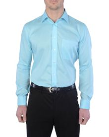 Double TWO Long Sleeve Non Iron Formal Shirt