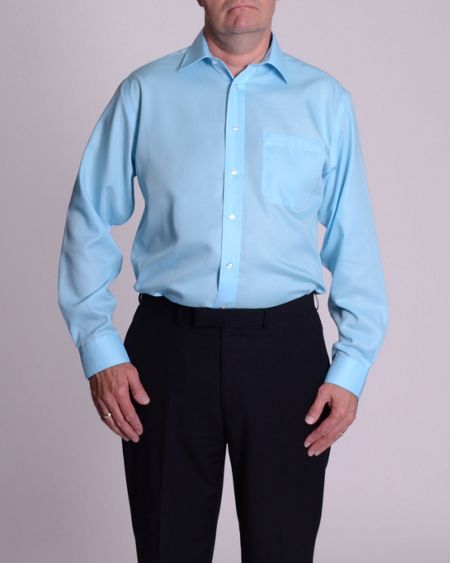 Double TWO King Size Non Iron Formal Shirt
