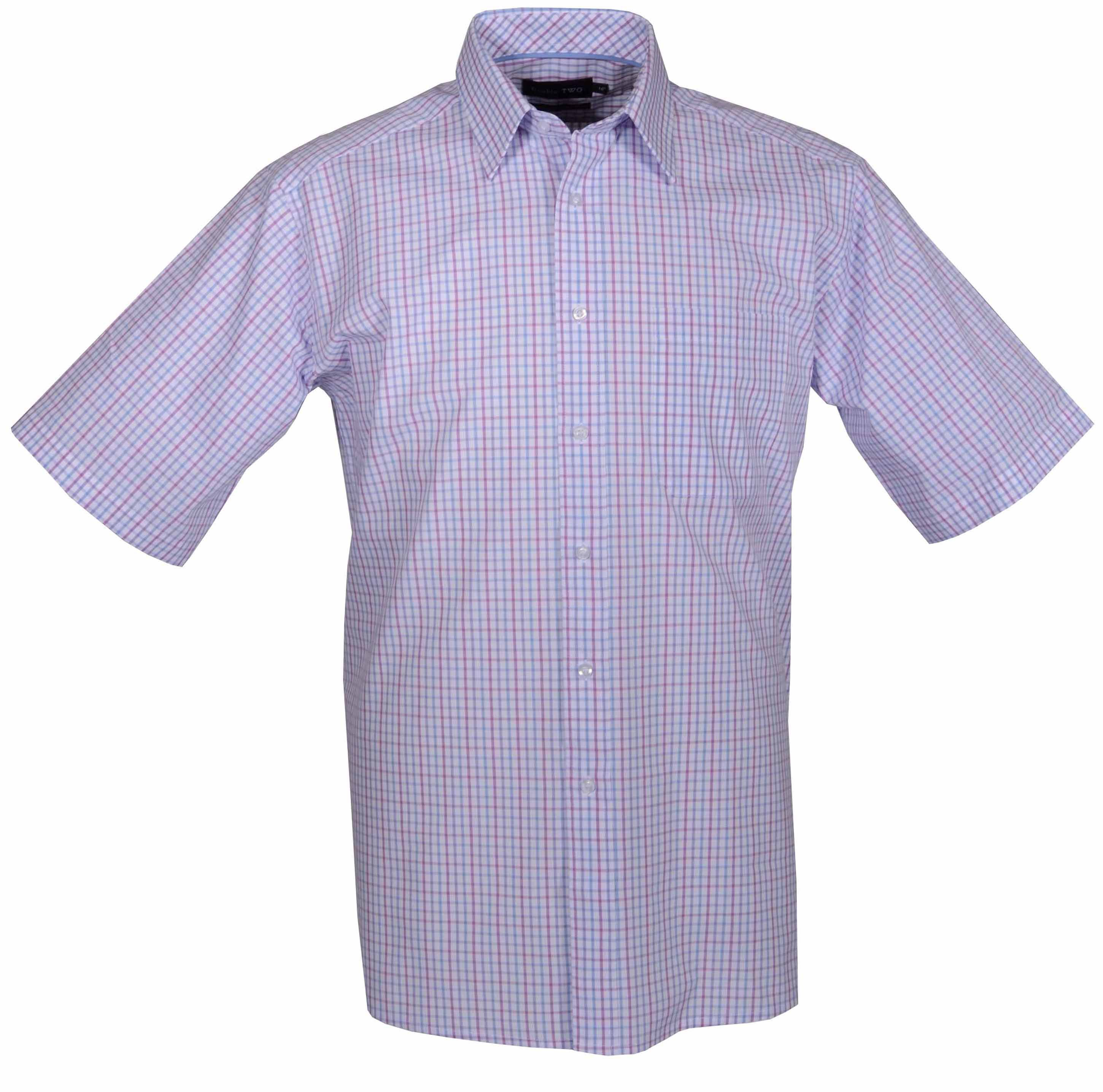 King size 100% cotton formal shirt