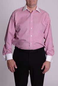 Non iron long sleeve formal shirt