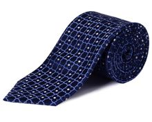 Double TWO Floral silk tie