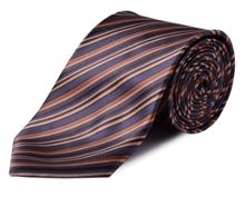 Double TWO Stripe tie