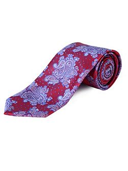 Extra Long Paisley Tie
