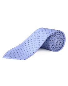 Double TWO Extra Long Spotted Tie