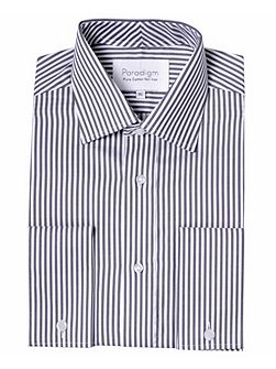 Paradigm Long Sleeve Stripe Shirt