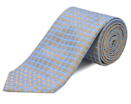 Double TWO Silk Tie
