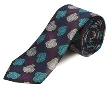 Double TWO Polyester Tie