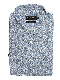 Patterned Formal Shirt