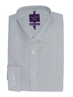 Slim Fit by Double TWO Formal Shirt