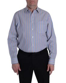 Double TWO King Size Double TWO Formal Shirt
