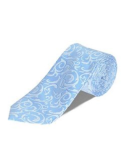 Double Two Patterned Tie Gift Set