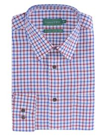 Double TWO Double TWO Patterned Formal Shirt