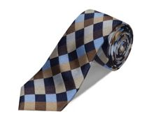 Double TWO Double Two Patterned Tie