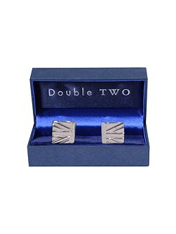 Double Two Cuff Links